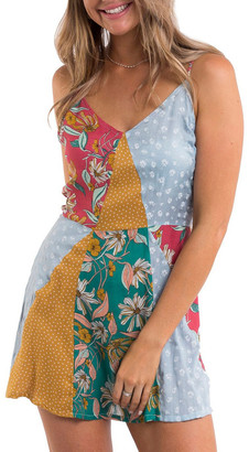 All About Eve Mismatched Dress