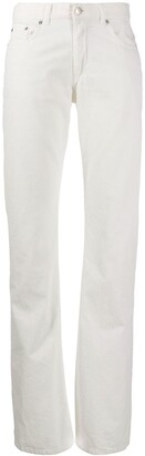 Helmut Lang Pre-Owned 1990s Straight-Leg Jeans