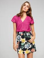 Portmans Midnight Garden Skirt