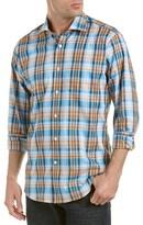 Robert Talbott Tailored Fit Woven Shirt.