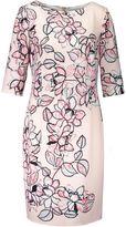 Basler Floral Print Dress