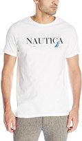 Nautica Men's Signature Graphic T-Shirt