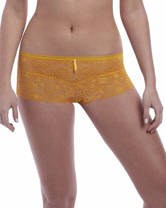 Freya Women's Expression Crochet-Look VPL-Free Lace Boy Short