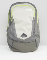 The North Face Vault Backpack In Gray