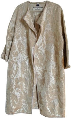 By Malene Birger Gold Cotton Coats