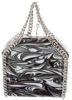 Stella McCartney Marbled Falabella Box Bag