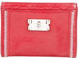 Chanel Leather Mademoiselle Cardholder