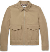 Dries Van Noten Vrazer Cotton-Twill Jacket