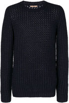 Nuur knitted turtle-neck sweater