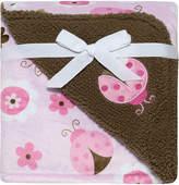Baby Starters Micro Velour Plush Blanket