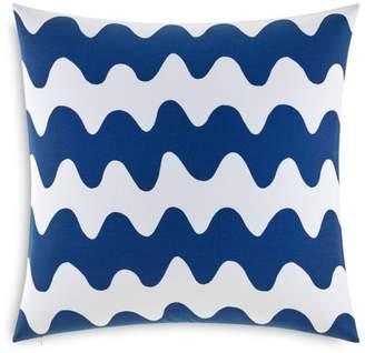 "Marimekko Pikku Lokki Decorative Pillow, 26"" x 26"""