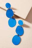 Sibilia Painted Pebble Drop Earrings
