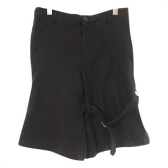 Comme des Garcons Black Shorts for Women