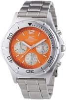 MC Timetrend Men's Quartz Watch 27357 with Metal Strap