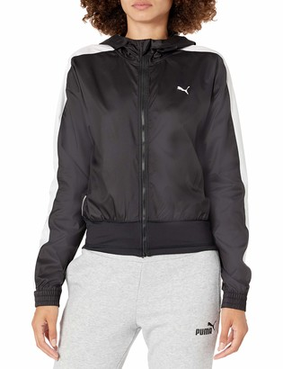 Puma Women's Woven TRAINGING Jacket