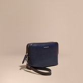 Burberry London Leather Pouch