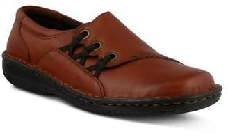 Spring Step Olinda Leather Slip On Shoe