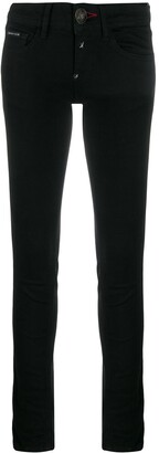 Philipp Plein Statement slim-fit jeans