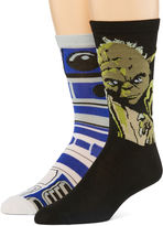 Star Wars STARWARS 2-pk. Casual Crew Socks