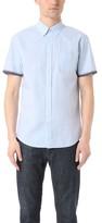Ben Sherman Short Sleeve Marl Tip Shirt
