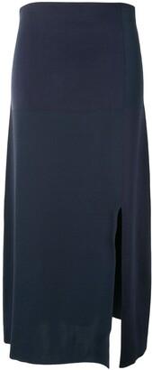 Jil Sander Panelled Mid-Length Skirt
