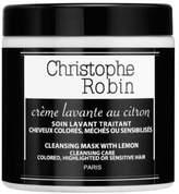 Christophe Robin Cleansing Mask with Lemon/16.6 oz