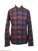 Oliver Spencer Red new York Shirt