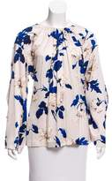 Lover Floral Long Sleeve Blouse w/ Tags