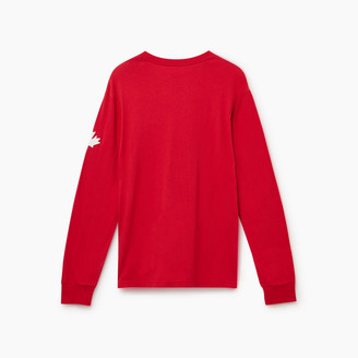 Roots Cooper Canada Long Sleeve T-shirt
