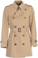 Burberry Wimbledon Trench Double Breasted