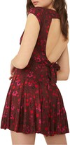 Thumbnail for your product : Free People It Takes Two Crossover Woven Skater Dress