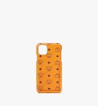 MCM iPhone 11 Pro Max Case in Visetos Original
