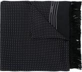 Dolce & Gabbana polka dot scarf