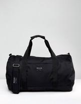 Nicce London Nicce Barrel Bag In Black