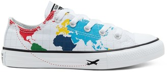 Converse Boys' Chuck Taylor All Star Worldwide Sneakers