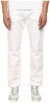 Bikkembergs Five-Pocket White Jean
