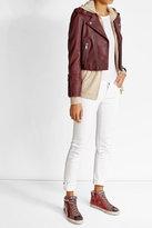 Woolrich Cashmere Zipped Hoody