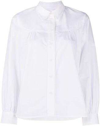 A.P.C. Classic Collar Longsleeved Shirt