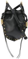 Isabel Marant Radji studded shoulder bag