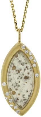 Darsana Hesed Yellow Gold Necklace