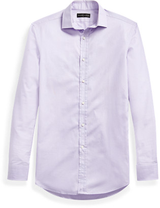 Ralph Lauren French Cuff End-on-End Shirt