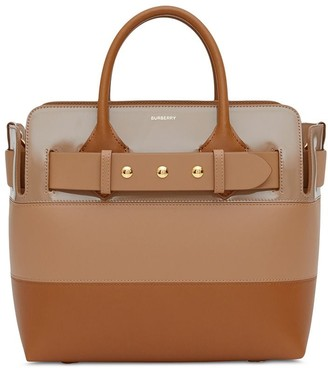Burberry small triple-stud belted tote