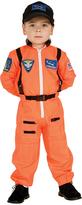 Rubie's Costume Co Orange Astronaut Dress-Up Set - Kids