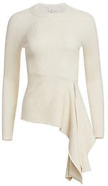 3.1 Phillip Lim Women's Rib-Knit Pullover