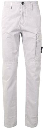 Stone Island Slim-Fit Cargo Trousers