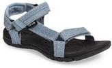 Teva Girl's 'Hurricane 3' Water Friendly Sport Sandal