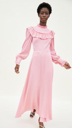 The Vampire's Wife The Firefly Silk Dress