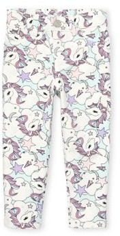 The Children's Place Baby Girls & Toddler Girl Printed Jeggings Pants (12M-5T)