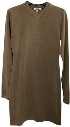 Yeezy Brown Cotton Dresses