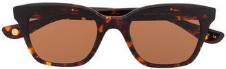 Garrett Leight x Clare V Nouvelle sunglasses